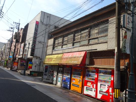 宮崎市中央通り